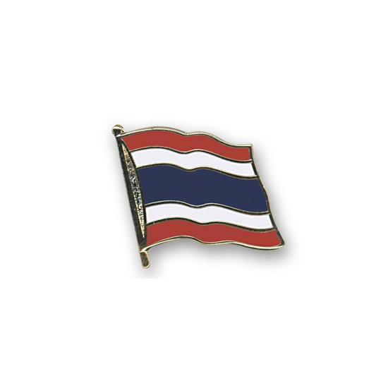 Pin vlag Thailand