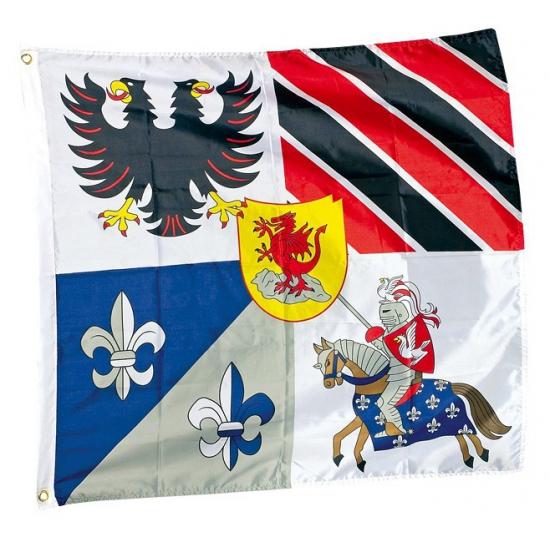 Ridder vlaggen 100 x 95 cm