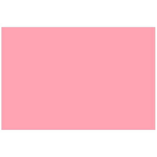 Roze vlag van polyester 150 x 90