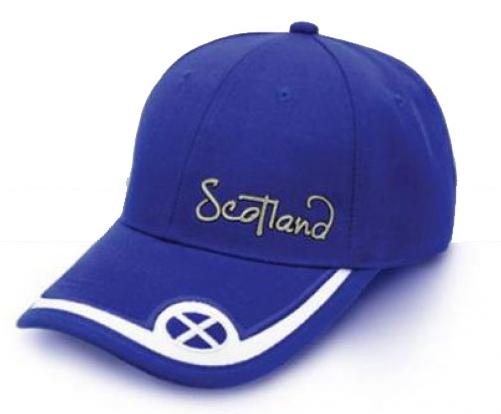 Schotland pet blauw