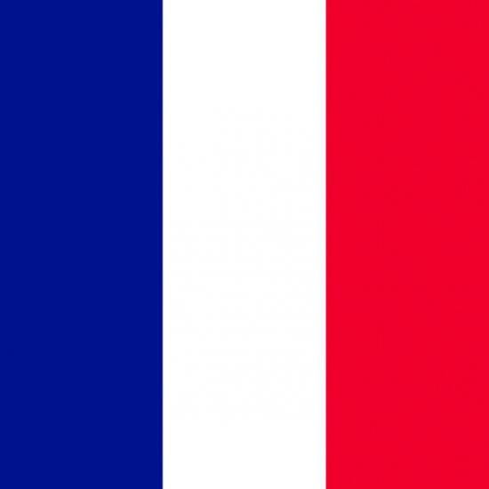 Servetten Frankrijk 20 stuks