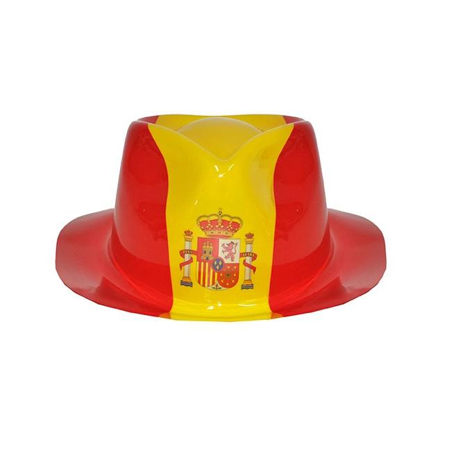 Spaanse supporters hoeden