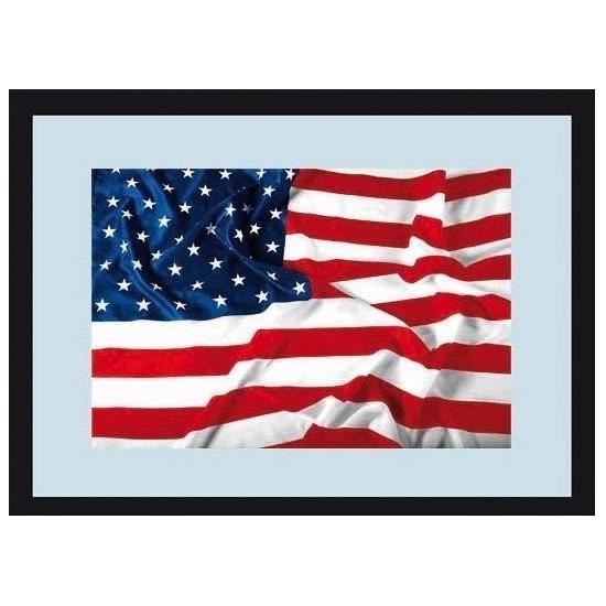 Spiegel USA vlag