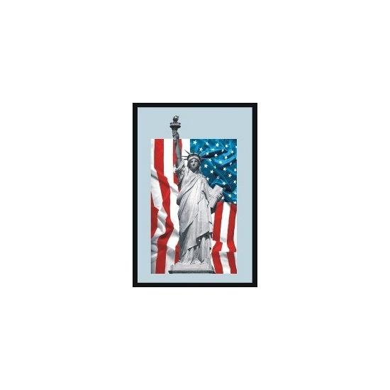 Spiegel Vrijheidsbeeld
