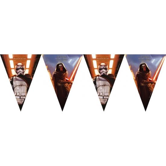Star Wars vlaggenlijnen 2 meter