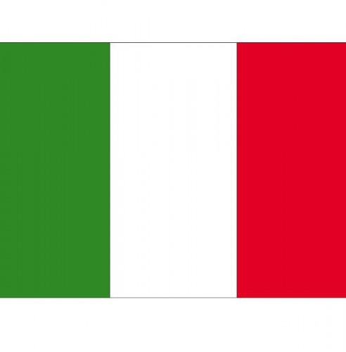 Stickers Italie vlaggen