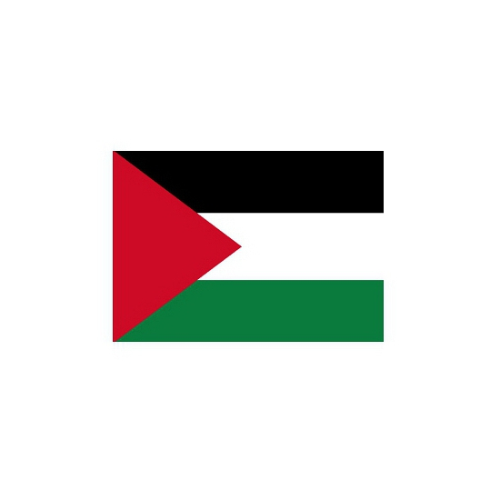 Stickers Palestijnse vlaggen