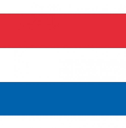 Stickers van de Nederlandse vlag