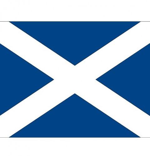 Stickers van de Schotse vlag