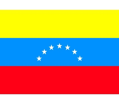 Stickers Venezuela vlaggen