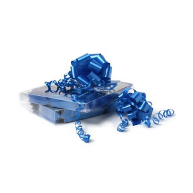 Strikken blauw 30 mm