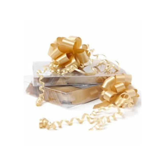 Strikken goud 30 mm