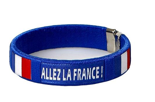 Supporters bandje Frankrijk