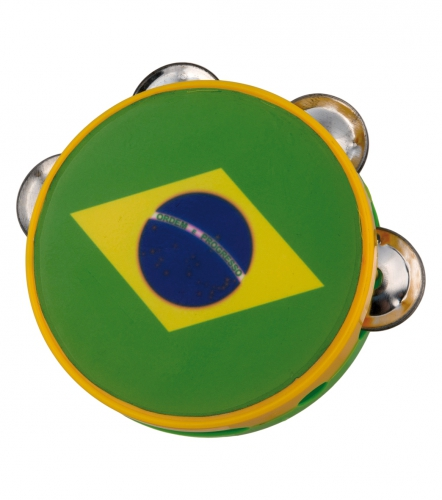 Supporters instrument Brazilie tamboerijn