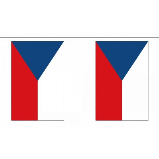 Tsjechie vlaggenlijn