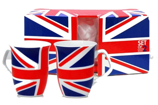 Union jack mokken