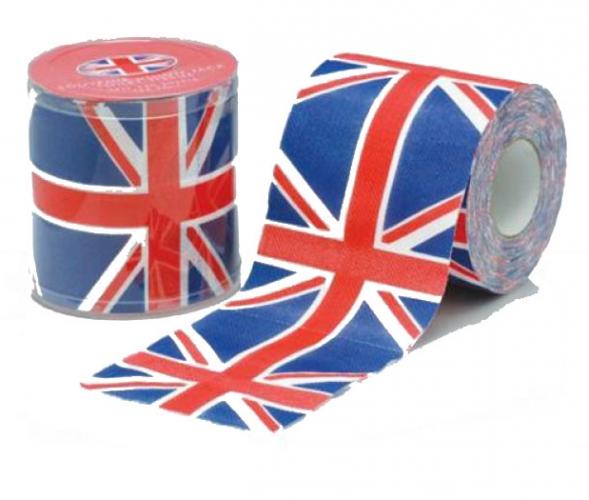 Union jack wc papier