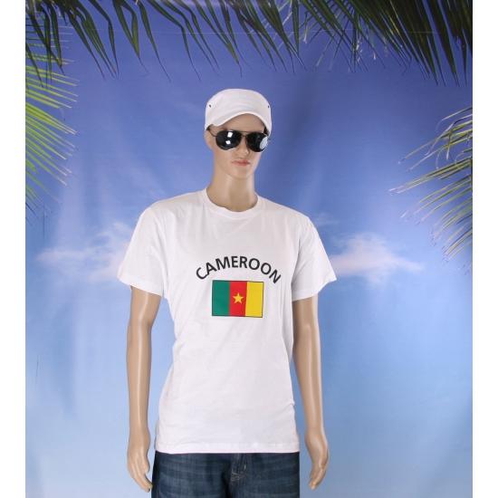 Unisex shirt Cameroon