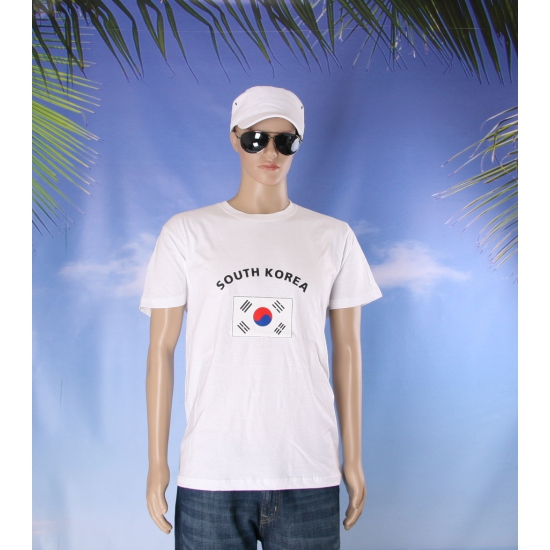 Unisex shirt South Korea