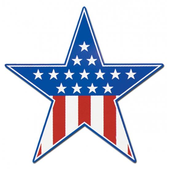 USA decoratiebord 38 cm