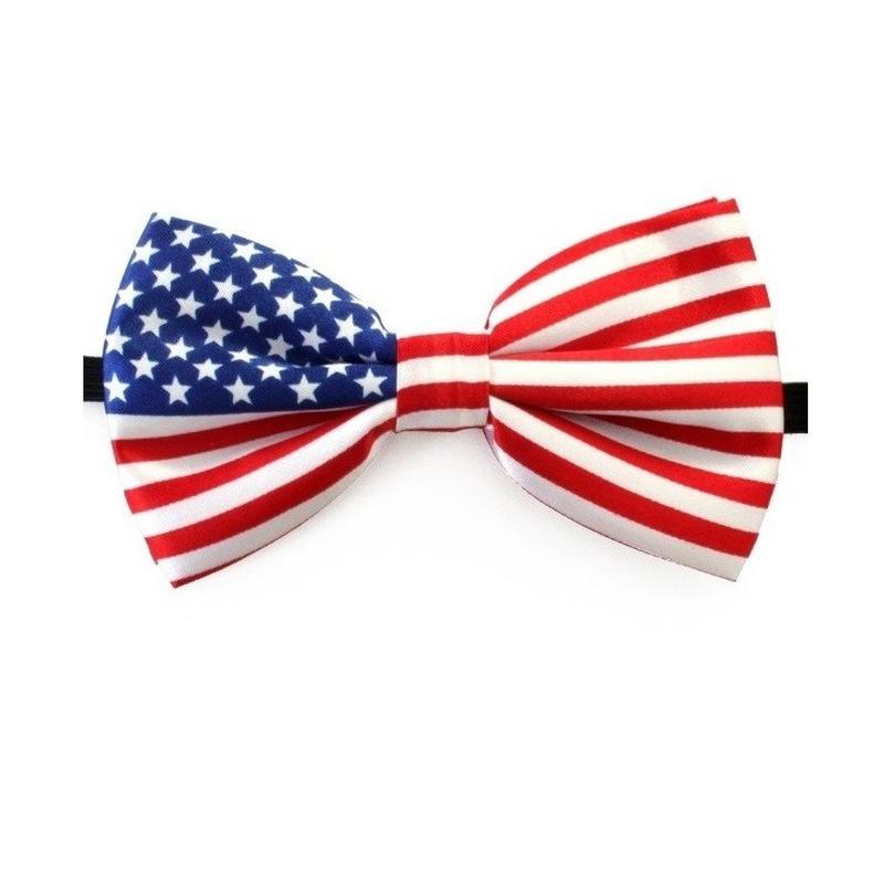 USA vlag strikje