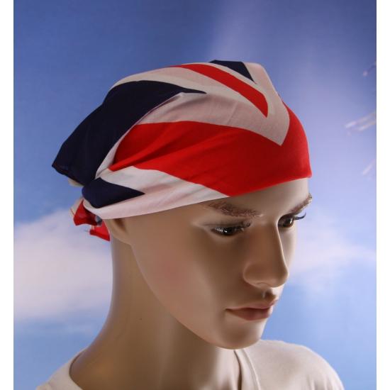 Vierkante Union Jack bandana
