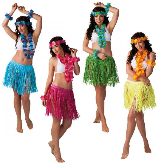 Vijf delige Tropische set