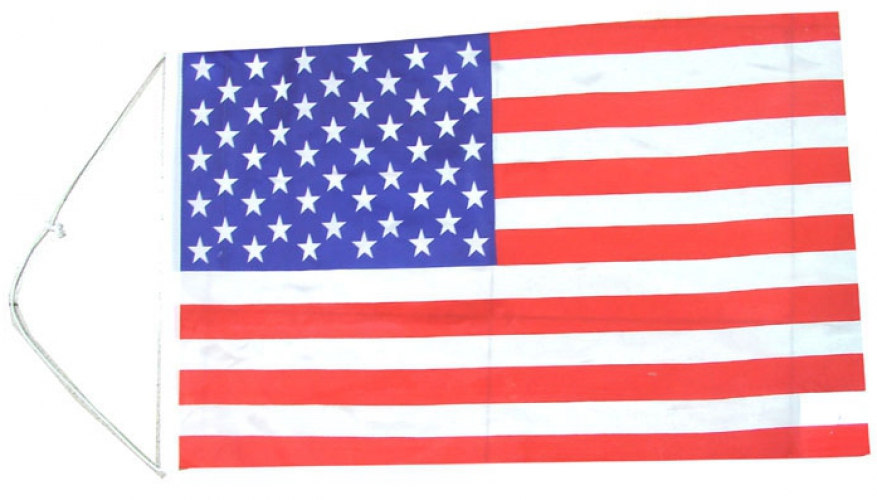 Vlag Amerika 60 x 40 cm