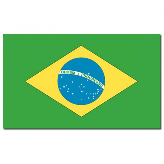 Vlag Brazilie