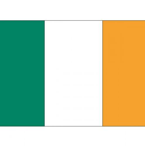 Vlag Ierland stickers