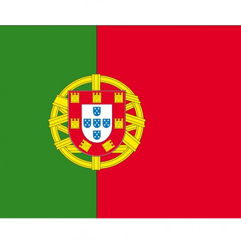 Vlag Portugal stickers
