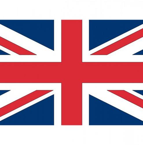Vlag van de UK plakstickers