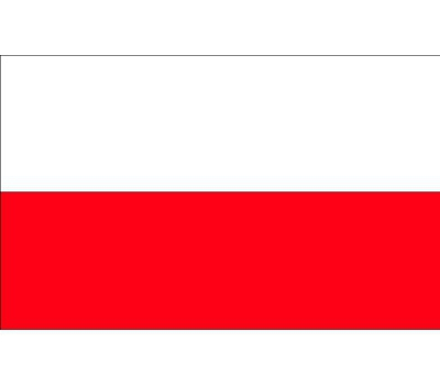 Vlag van Polen plakstickers