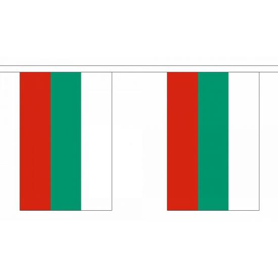Vlaggenlijn Bulgarije 9 m