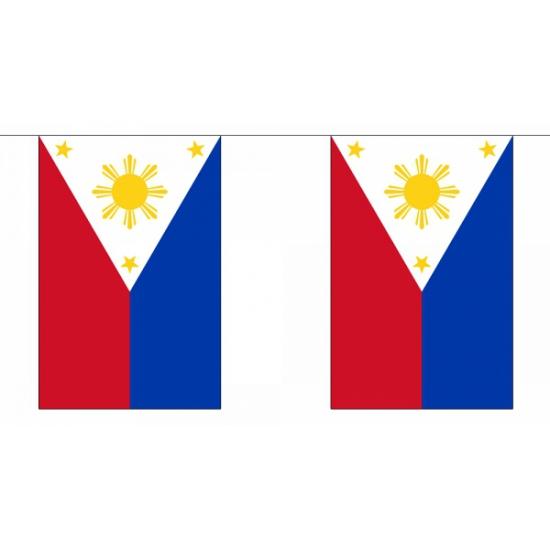 Vlaggenlijn Filipijnen