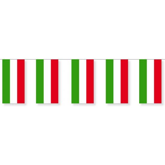 Vlaggenlijn Hongarije 4 meter