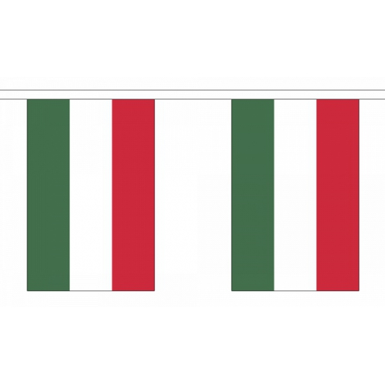 Vlaggenlijn Hongarije polyester
