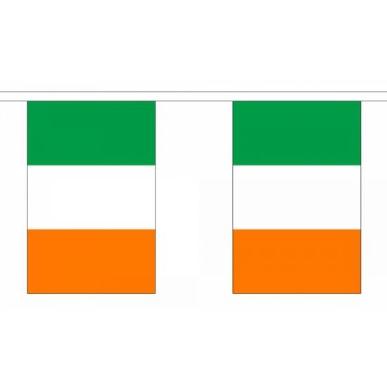 Vlaggenlijn Ierland 18 25 meter