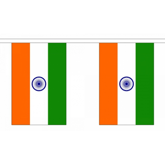 Vlaggenlijn India