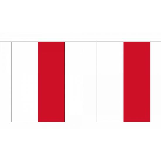 Vlaggenlijn Indonesie