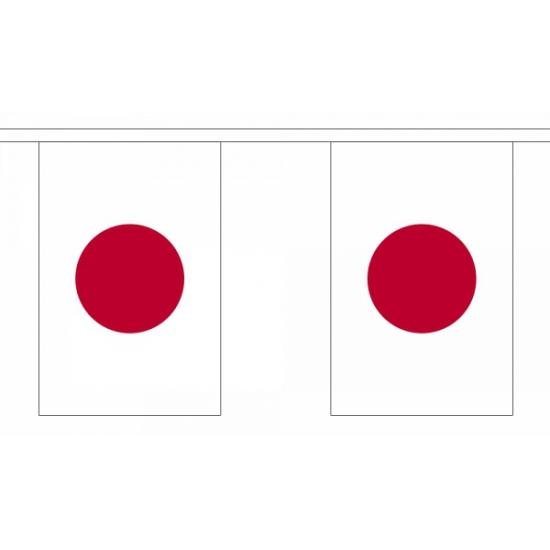 Vlaggenlijn Japan 9 m