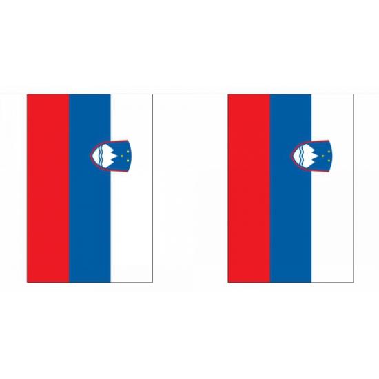 Vlaggenlijn Slovenie