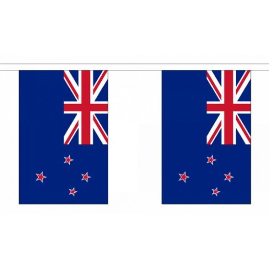 Vlaggenlijn van Nieuw zeeland