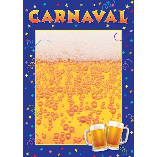 Wanneer en waar Carnaval poster
