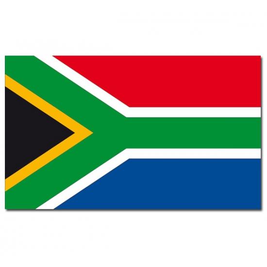 Zuid Afrika vlaggen