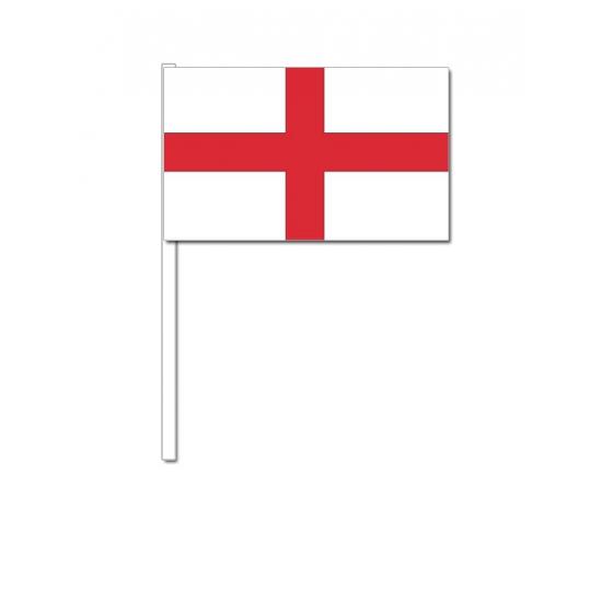 Zwaaivlaggetjes Engelse vlag