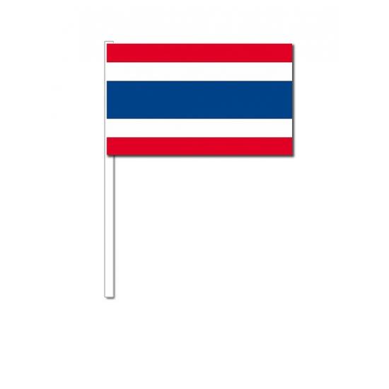 Zwaaivlaggetjes Thaise vlag