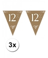 3x jubileum vlaggenlijn 12 5 jaar