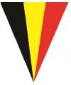 Belgie vlaggenlijn 5 meter