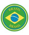 Bierviltjes brazilie thema print